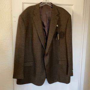 Ralph Lauren Polo Men's 52 Reg Sport Jacket Olive